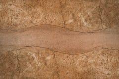 Forma glebowe warstwy, swój colour i tekstury, Fotografia Stock