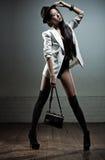 Forma japonesa nova da mulher Foto de Stock Royalty Free