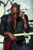 Forma masculina do estilo de vida do African-American Fotos de Stock Royalty Free