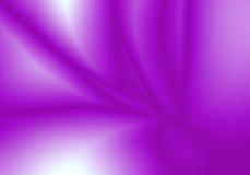 Forma porpora con la linea fondo dell'estratto del modello della sfuocatura Fotografie Stock Libere da Diritti