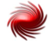 Forma Twirling ilustração do vetor