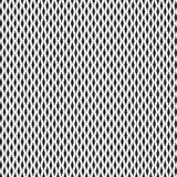 Forma vertical preta do vaso com fundo pointy do teste padrão da extremidade Fotos de Stock Royalty Free