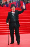 Forma Vyacheslav Zaitsev mais modellier no festival de cinema de Moscou Foto de Stock Royalty Free