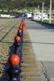 Formación de bolas rojas Foto de archivo