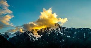 Formación de la nube fotografía de archivo libre de regalías