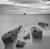 Formación de la roca Fotografía de archivo