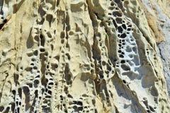 Formación de piedra resistida Foto de archivo libre de regalías