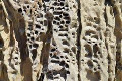 Formación de piedra resistida Fotos de archivo libres de regalías