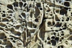 Formación de piedra resistida Imágenes de archivo libres de regalías