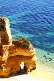Formación de roca Foto de archivo libre de regalías