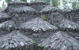 Formación de roca Fotografía de archivo