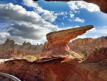 Formación de roca de Carsland Fotos de archivo