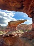 Formación de roca de Carsland Foto de archivo libre de regalías