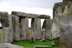 Formación de roca de Stonehenge Foto de archivo libre de regalías