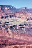 Formación de roca del Gran Cañón Imágenes de archivo libres de regalías