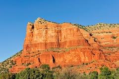 Formación de roca del Mesa Arizona Fotografía de archivo libre de regalías