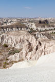 Formación de roca en Göreme Fotos de archivo
