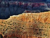 Formación de roca Grand Canyon foto de archivo libre de regalías