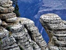 Formación de roca Grand Canyon fotos de archivo libres de regalías