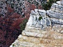 Formación de roca Grand Canyon fotografía de archivo libre de regalías
