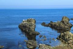 Formación de roca las naves Imagenes de archivo