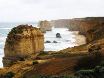Formación de roca natural Foto de archivo libre de regalías
