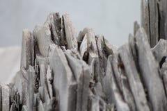 Formación de roca, pizarra Fotografía de archivo libre de regalías