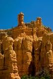 Formación de roca roja en Utah Foto de archivo libre de regalías
