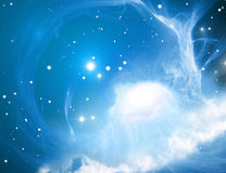 Formación estelar Imágenes de archivo libres de regalías