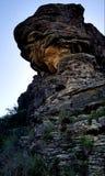 Formaci?n de roca hermosa imagen de archivo