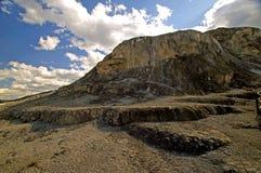 formaci piękna skała Zdjęcie Royalty Free