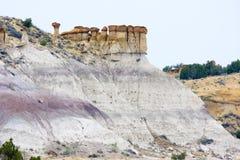 formaci skała Zdjęcia Stock