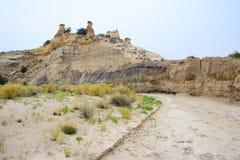 formaci skała Obraz Royalty Free