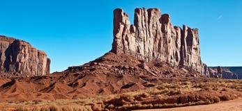 Formaciones de roca Fotografía de archivo libre de regalías