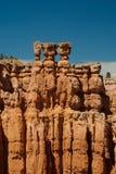 Formaciones de roca de la barranca de Bryce Imagen de archivo