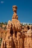 Formaciones de roca de la barranca de Bryce Foto de archivo libre de regalías