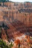 Formaciones de roca de la barranca de Bryce Fotografía de archivo