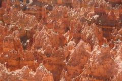 Formaciones de roca de la barranca de Bryce Imágenes de archivo libres de regalías