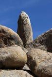 formacj czerwieni skały biel Zdjęcie Stock