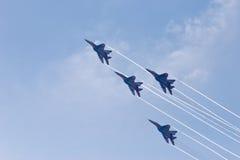 formacja lotu Obraz Royalty Free