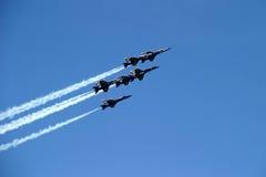 formacja samolotów 6 Obrazy Stock