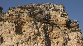 Formacja skalna zdjęcie wideo