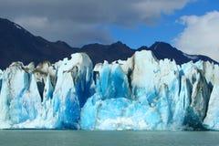 Formações de gelo coloridas Fotografia de Stock Royalty Free