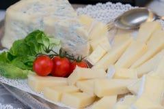 formaggi Fotografia Stock