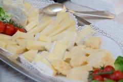 formaggi Fotografia Stock Libera da Diritti