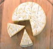 Formaggio del camembert Fotografia Stock