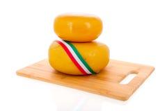 Formaggio italiano Fotografia Stock