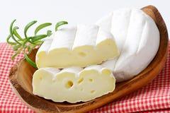 formaggio Morbido maturato fotografie stock