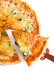 formaggio quattro Obraz Stock