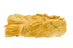 Formaggio Smoke-dried Immagine Stock